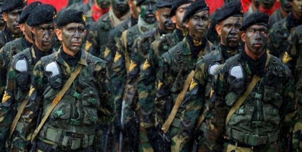 درگیری مسلحانه ارتش ونزوئلا با شبه نظامیان کلمبیایی در نقاط مرزی