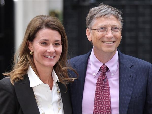 سهم 10 میلیون دلاری بچه های بیل و ملیندا گیتس پس از طلاق والدینشان