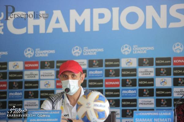 AFC دلایل پرسپولیس را قبول کرد، فرار گل محمدی از جریمه 10 هزار دلاری