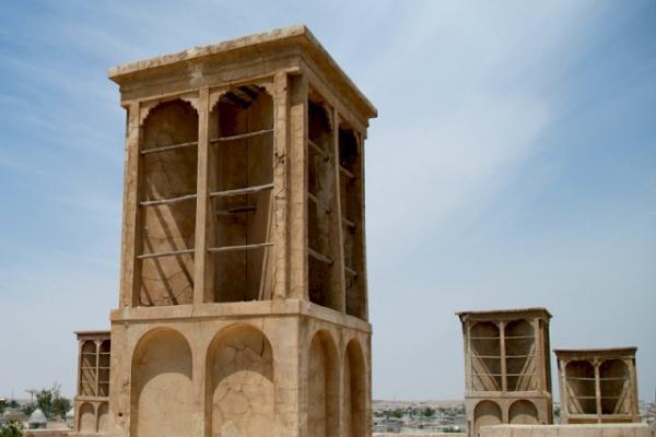 گونه شناسی بادگیرهای سنتی در معماری مسکونی استان هرمزگان