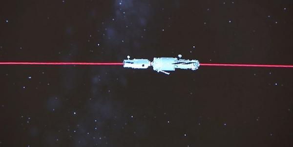 فضاپیمای باری چینی در مدار نهاده شد