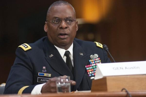 وزیر دفاع آمریکا: باید برای جبهه جنگ بسیار بزرگتری آماده باشیم