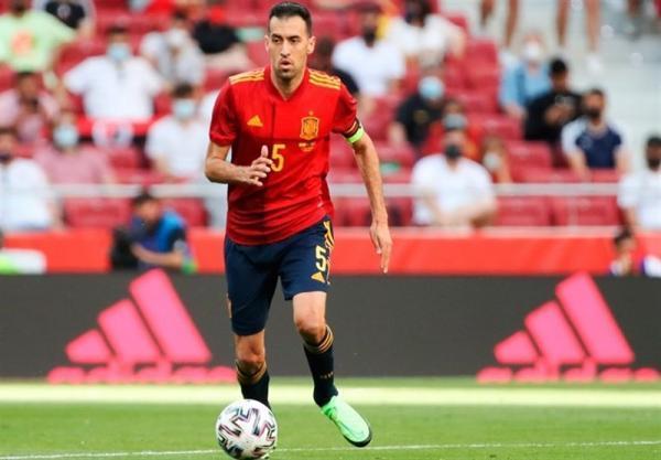 یورو 2020، تست کرونای بوستکس منفی شد، بازگشت هافبک بارسا به اردوی اسپانیا