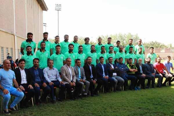 حضور بازیکنان پیشین فوتبال ایران در کلاس مربیگری