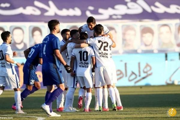 ساعت بازی فوتبال استقلال - گل گهر سیرجان