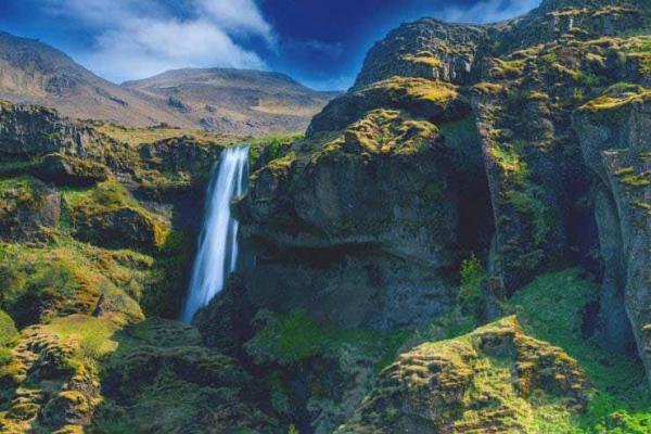 آبشارهای مجذوب کننده و دیدنی در اروپا