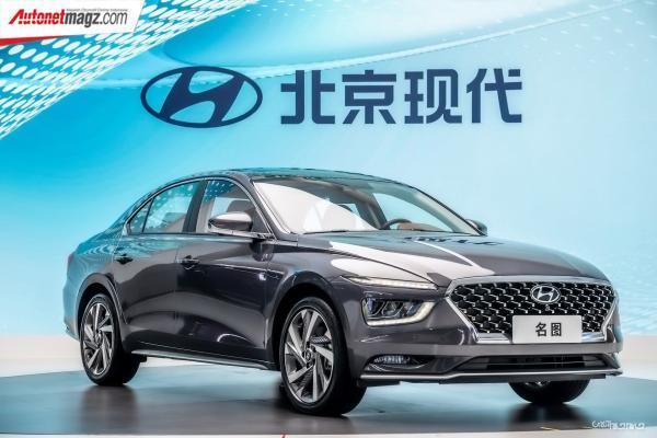 معرفی هیوندای میسترا ویژه بازار چین
