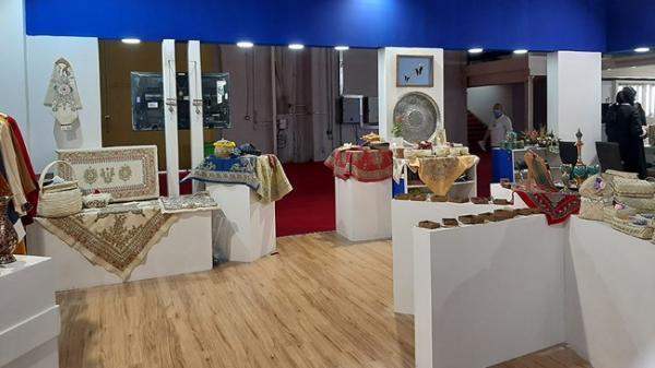 غرفه اتاق کرمان در نمایشگاه اوراسیا دایر شد