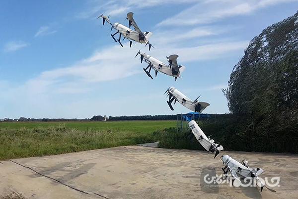 آزمایش پیروز پهپاد هیدروژنی با قابلیت پرواز 3.5 ساعته