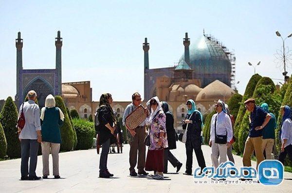 کار ایران در زمینه جذب گردشگران سخت شده است