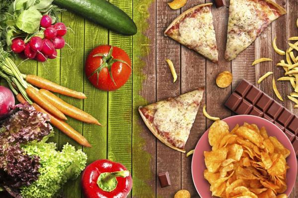 10 علامتی که نشان می دهد تغذیه سالمی دارید!