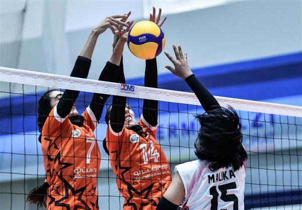 تور تایلند لحظه آخری: والیبال زنان باشگاه های آسیا، شکست سایپا مقابل نماینده تایلند در گام نخست