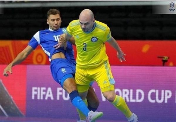 تور برزیل ارزان: جام جهانی فوتسال، برزیل با شکست قزاقستان به مقام سوم رسید