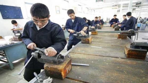 حضور 30 درصد دانش آموزان فنی و کاردانش قزوین در مدارس